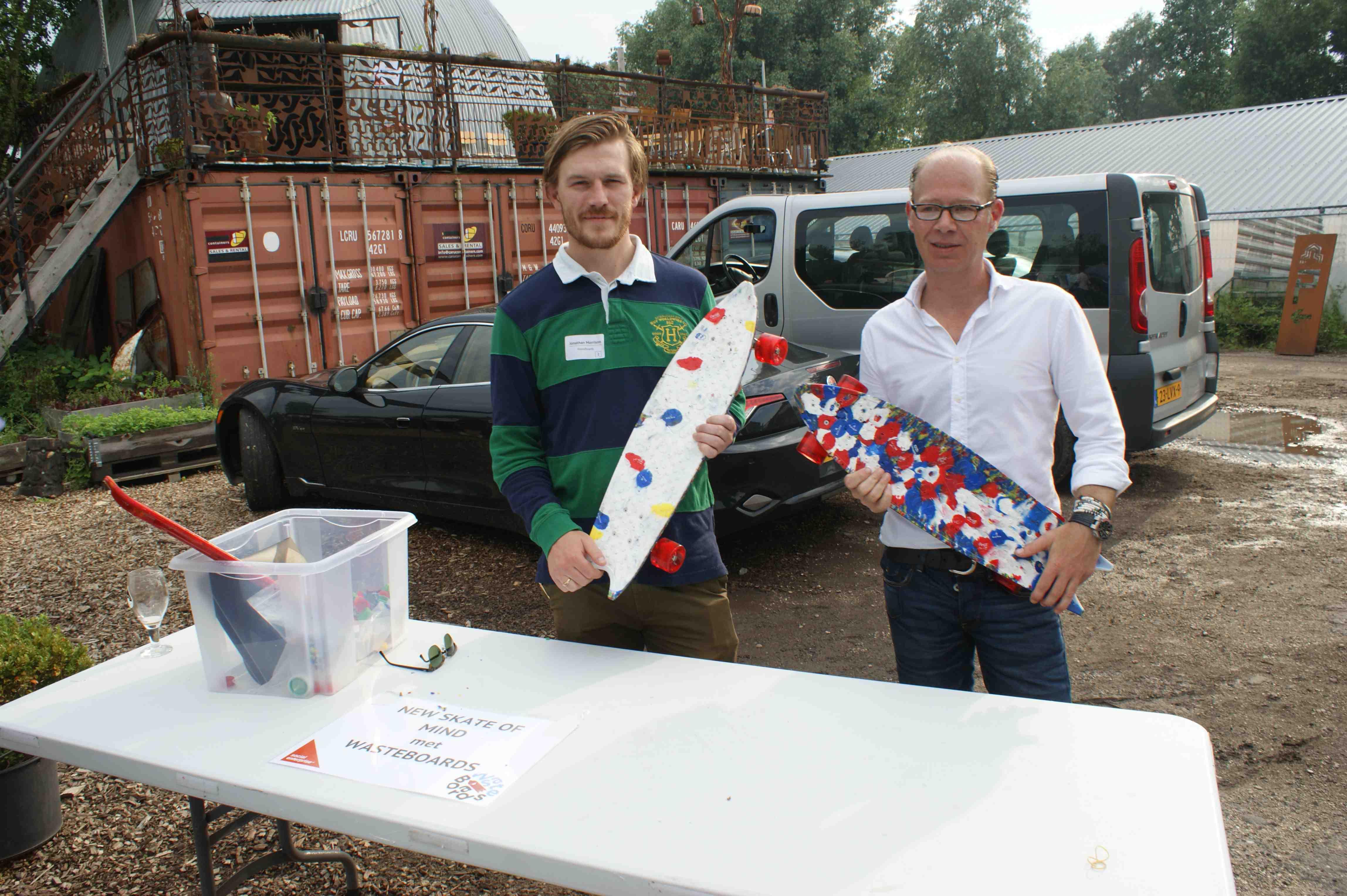 Social enterprise event 2016 6 Wasteboard.jpg