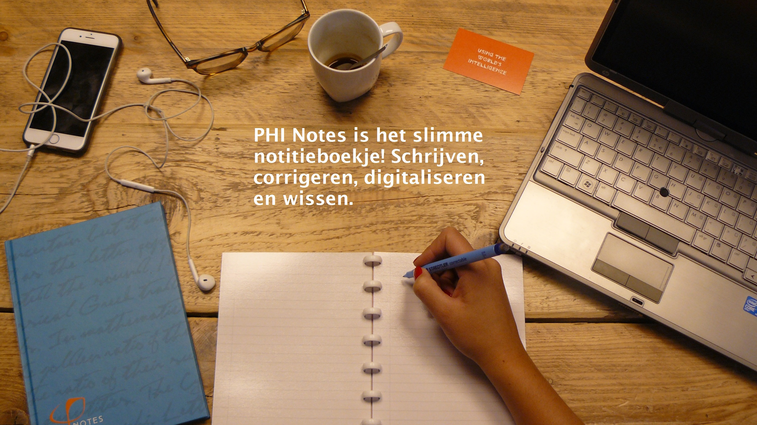 PHI Notes image