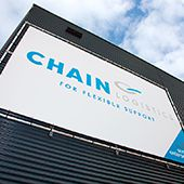 Logo van Chain Logistics