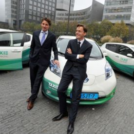 De ondernemer achter Taxi Electric