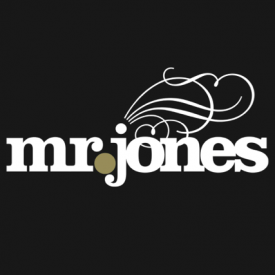 Logo van Mr Jones